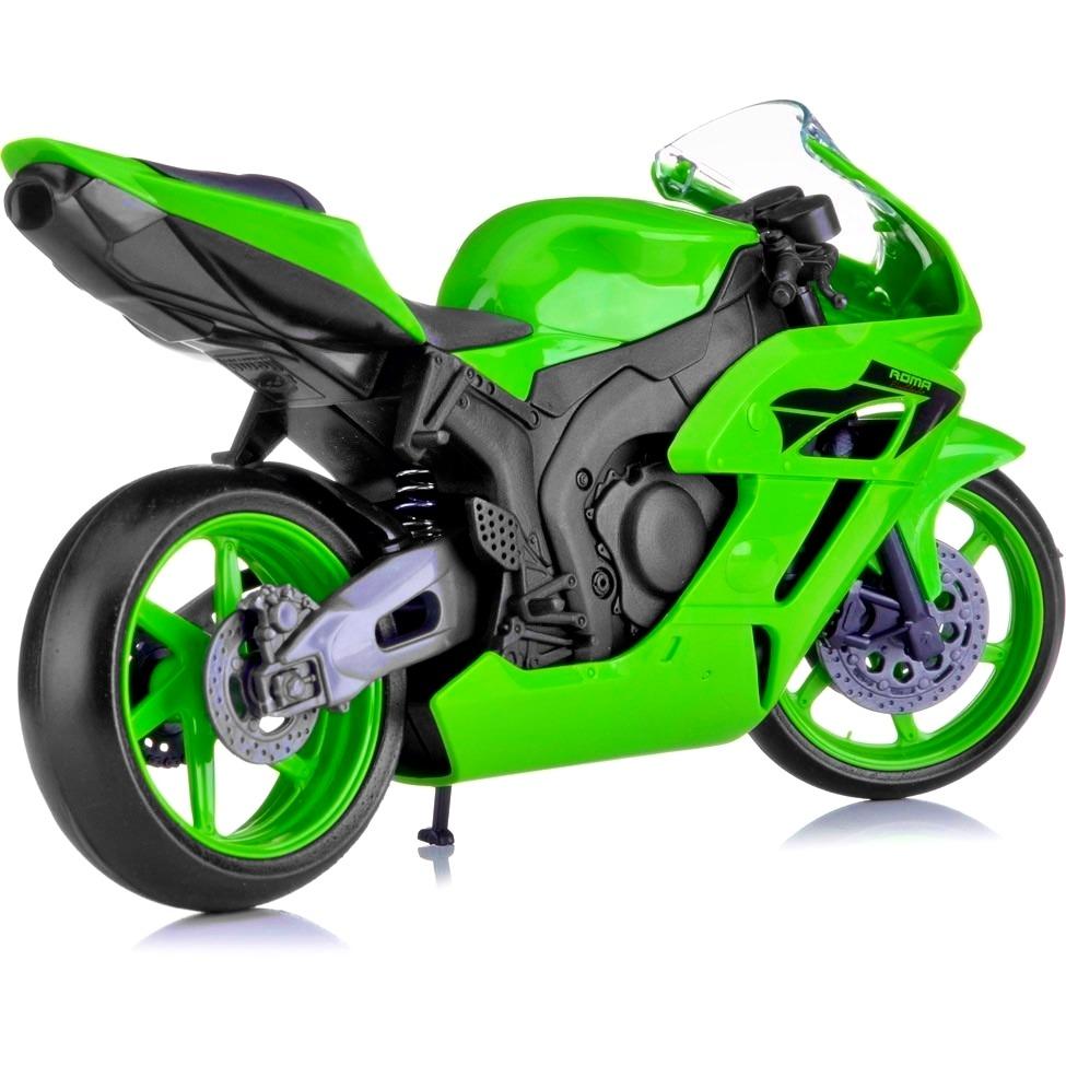 Moto Grande - 34.5 Cm - Rm Racing Motorcycle - Roma em